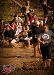 Mud Mob!