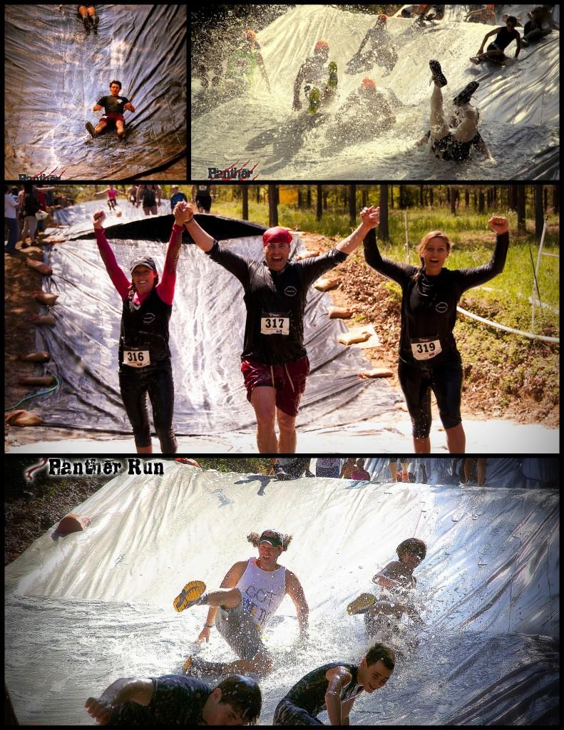 mud run slide obstacle alabama