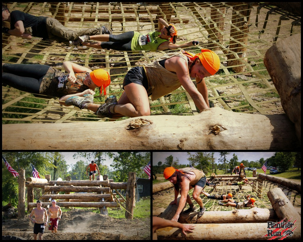 Cargo Net Obstacle panther run