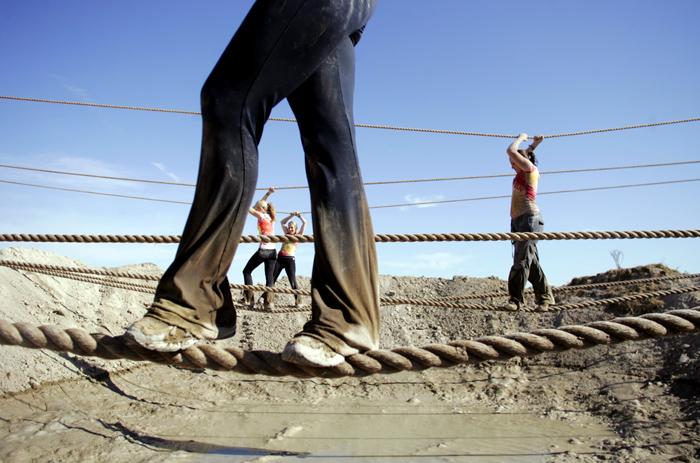 ropes balance